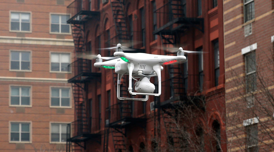 Shooting down drone okay because it invaded man's privacy – judge