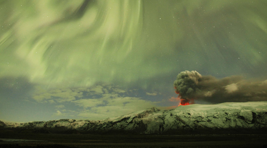 Icelandic volcanoes could power British homes