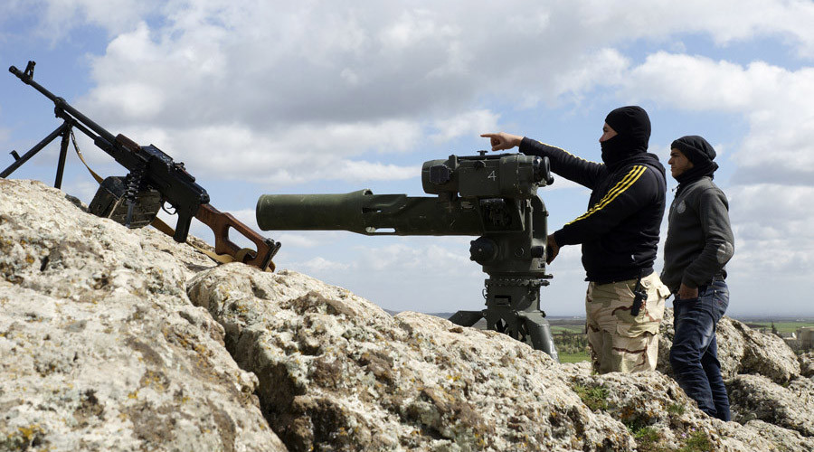 Russia talks to Syrian opposition & Kurds 'on daily basis' amid airstrikes against ISIS