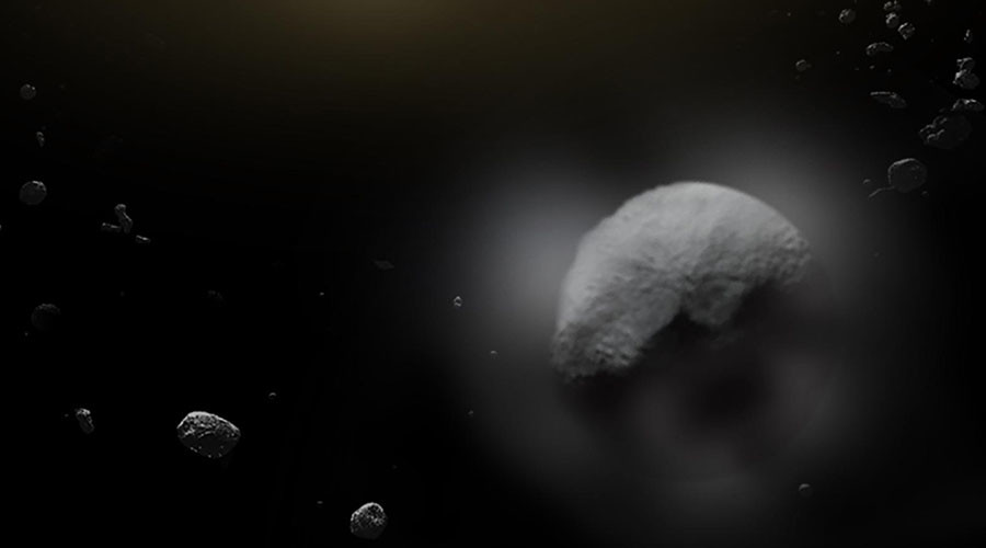 'Spooky' asteroid to fly by Earth on Halloween