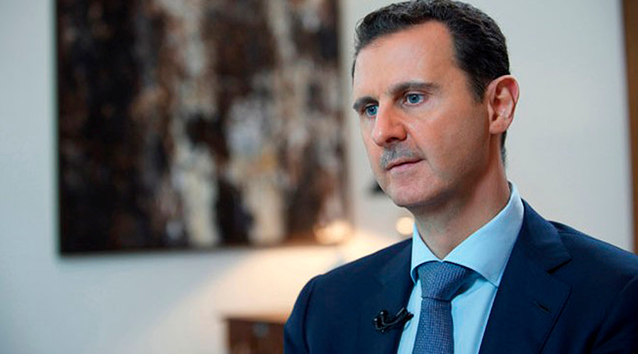 Le Figaro poll: Over 70% want Syria's Assad to remain in power