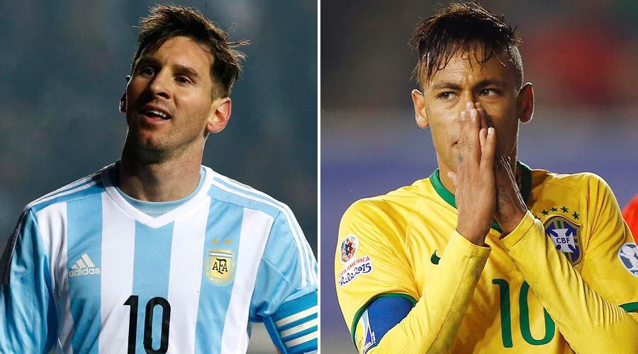 Why Argentina and Brazil are both at risk of missing out on Russia 2018