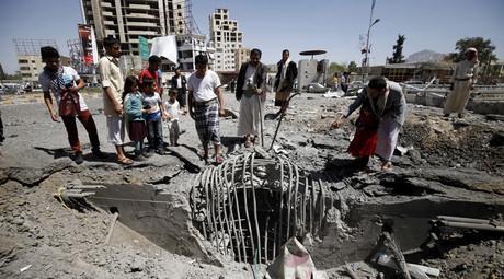 Saudi Arabia sinks UN war crimes probe in Yemen, Washington stays silent
