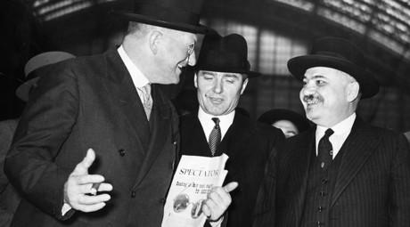 Maisky the pariah: Nazi-Soviet pact & outbreak of war
