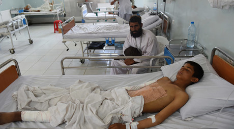 'Patients were burning in their beds': Witnesses recall horrific Kunduz hospital airstrike