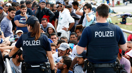 German parents outraged after schoolchildren asked to make beds, cook for refugees