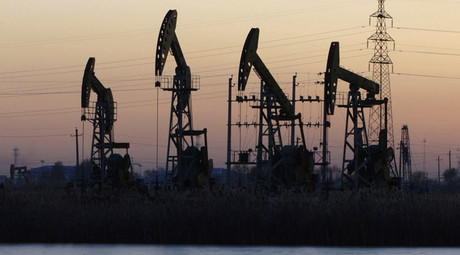 Highest Russian crude output since Soviet times