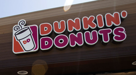 Dunkin' employee writes #blacklivesmatter on cop's coffee, police are not amused