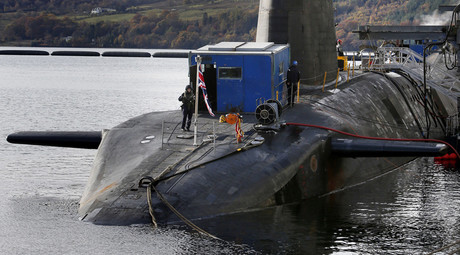 Britain to order 4 new Trident nuclear submarines – Cameron