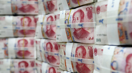 Yuan becoming safe haven for investors amid Russia-US standoff