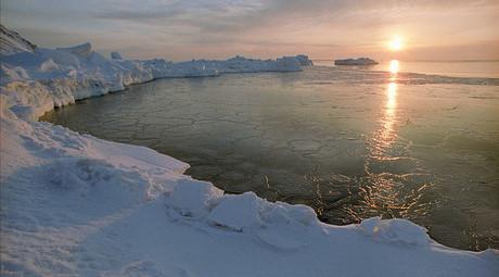 An Arctic dawn. © Alexander Liskin
