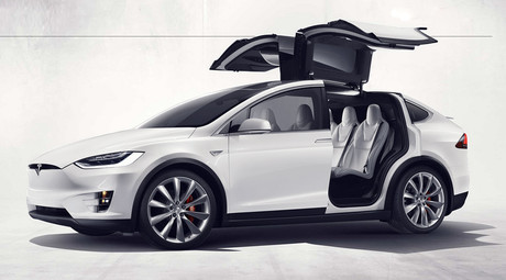 Tesla Model X © teslamotors.com