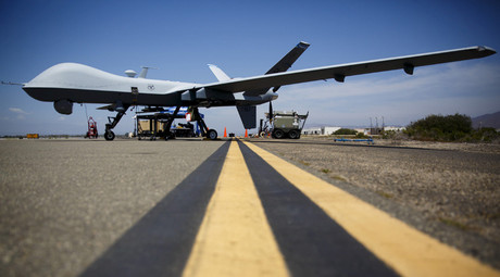 Pentagon admits using drones to spy on Americans