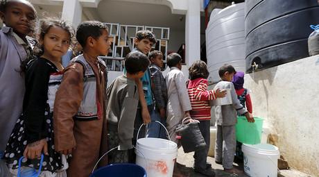 Sanaa, Yemen. © Khaled Abdullah Ali Al Mahdi