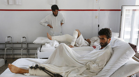 'US strike on Afghan hospital no mistake' – Doctors Without Borders