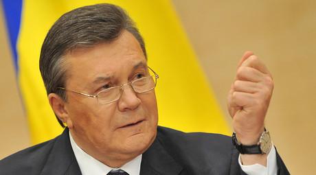 Ex-president sues Ukraine in European Court of Human Rights
