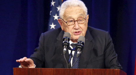 Kissinger: Let Russia defeat ISIS, its destruction more important than overthrow of Assad