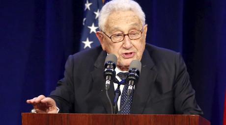 Former U.S. National Security Advisor and Secretary of State Henry Kissinger © Jason Redmond