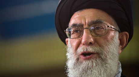Iran's Supreme Leader Ayatollah Ali Khamenei © Caren Firouz