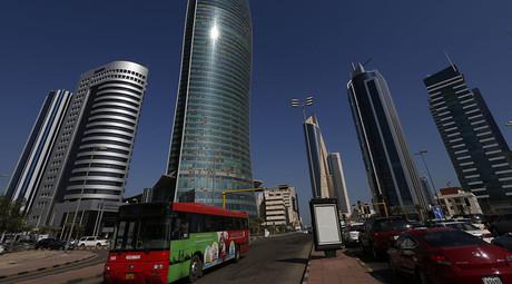 Kuwait city. © Jamal Saidi