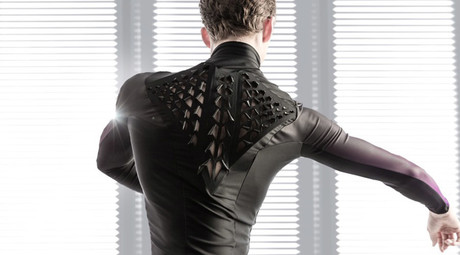 Ancient bacteria help create self-ventilating sportswear