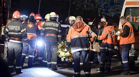 27 dead, dozens injured in Bucharest club explosion