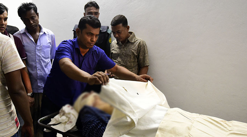 Secular publisher hacked to death in Bangladesh, 3 others wounded in similar attacks