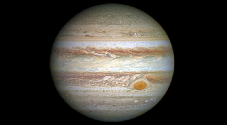 Jupiter ejected its icy brother giant from solar system, its moon implies