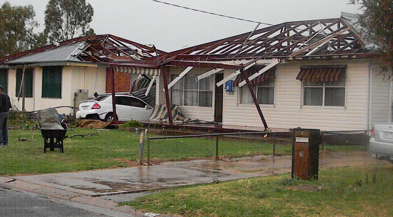 Severe storms batter Australia (PHOTO, VIDEO)