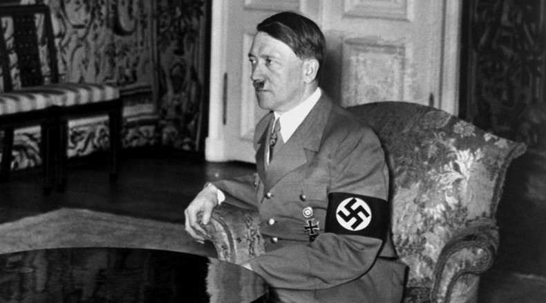Hitler swastika-stamped belongings auctioned off in Germany