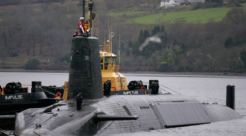 'Utterly useless': Scottish Labour votes against Trident renewal