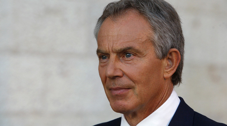 Tony Blair denies ordering burning of document ruling Iraq war illegal – claims