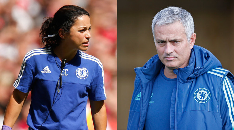 Former Chelsea doctor Eva Carneiro files claim against Mourinho