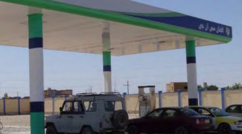 Watchdog fumes over $43m Afghan gas station, Pentagon keeps mum