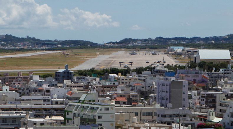 'Illegal invasion': Okinawa challenges Tokyo's move to resume work on US base