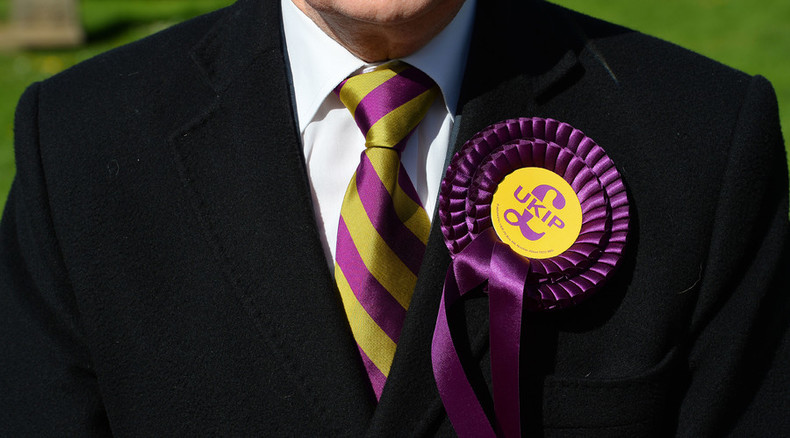 Man who threatened to behead UKIP election candidate found guilty