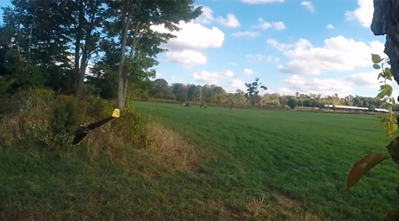 Self-flying drone learns to avoid obstacles, reaches record speed (VIDEO)