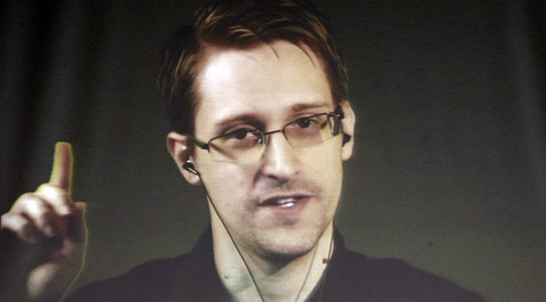 Snowden condemns Britain's new surveillance bill