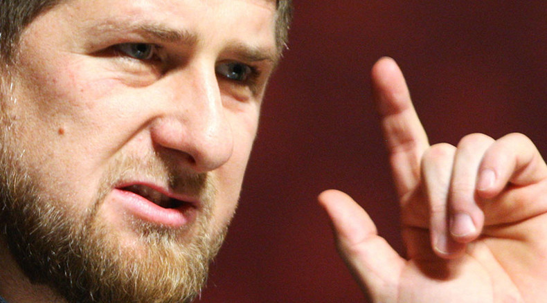 Kadyrov claims masterminds of thwarted attack on him hiding in Syria