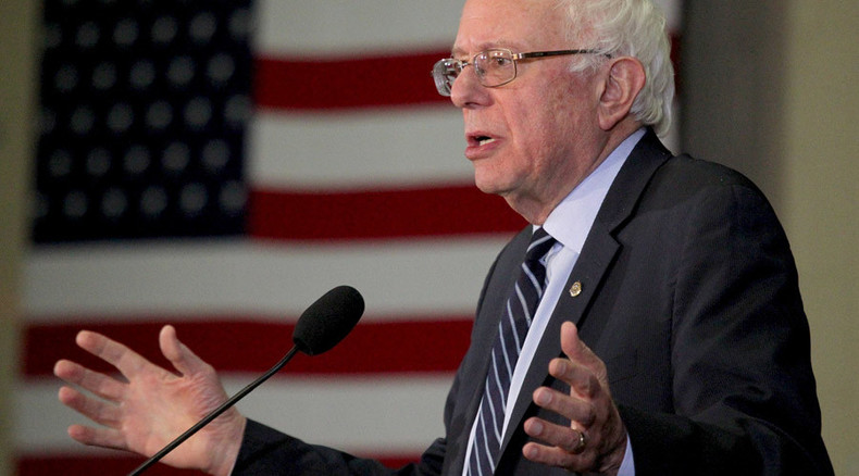 Bernie Sanders files Senate bill to end federal ban on marijuana