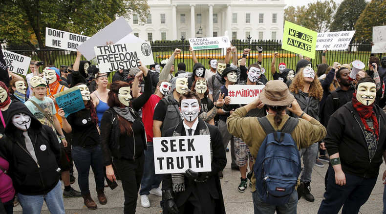 2015 Million Mask March
