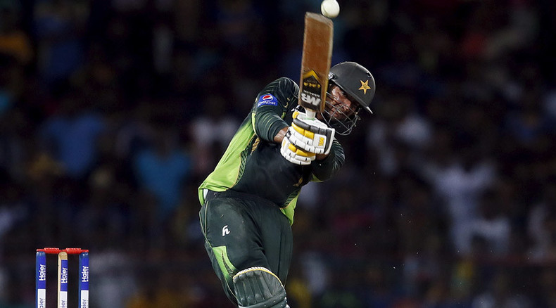 Cricket: Pakistan routs England to win series 2-0