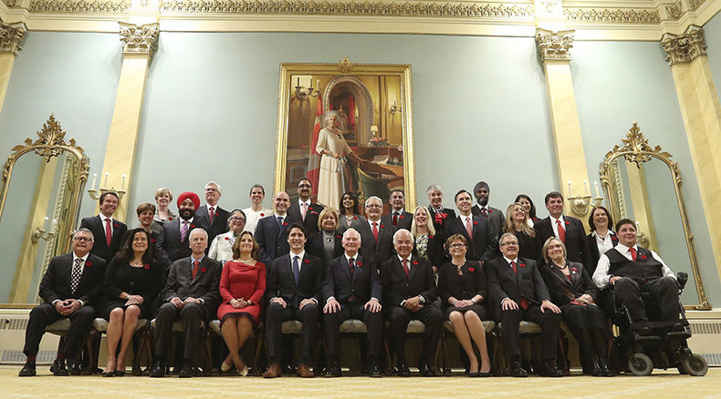 Astronaut, Sikh commander part of gender-equal & diverse Canada cabinet