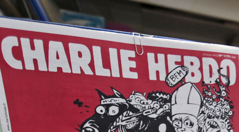 Russians outraged after Charlie Hebdo cartoons 'ridicule' Sinai plane crash