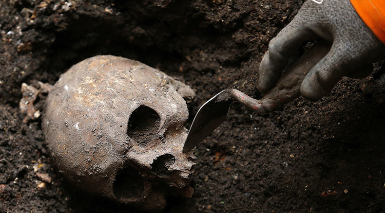 Village of the dead: Skulls & skeletons found below iconic square in NYC's Greenwich neighborhood