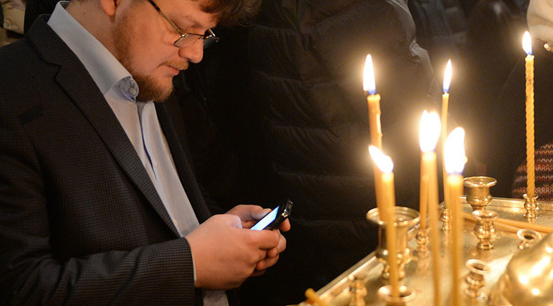 Holy Wi-Fi: Russian Church to offer free, 'clean' internet to all