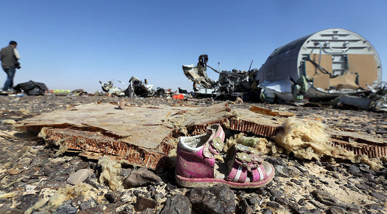 Britain accused of withholding Sinai crash intel from Russia & Egypt