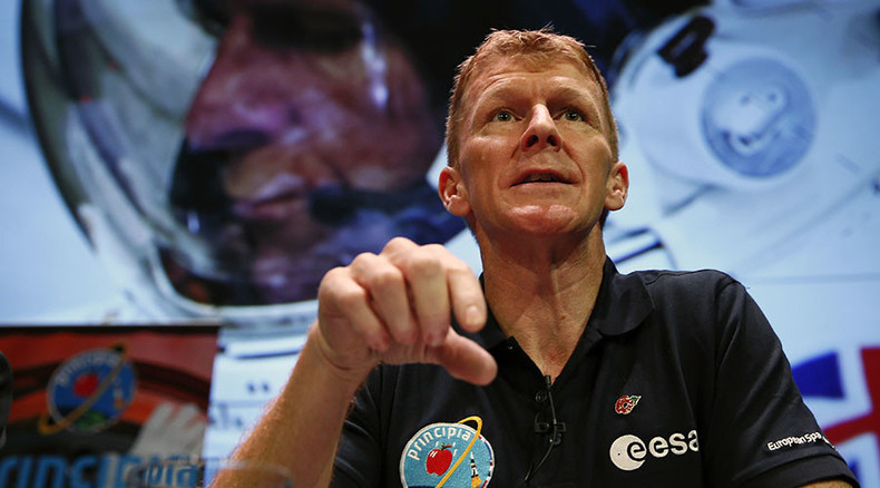 First British astronaut to visit ISS believes in alien life, 'but not little green men'