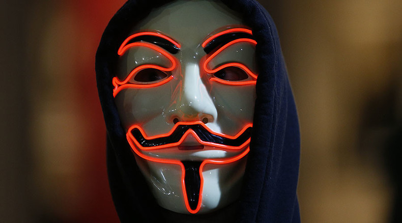 Anonymous releases list of alleged KKK members, saying some are 'dangerous, sociopathic'