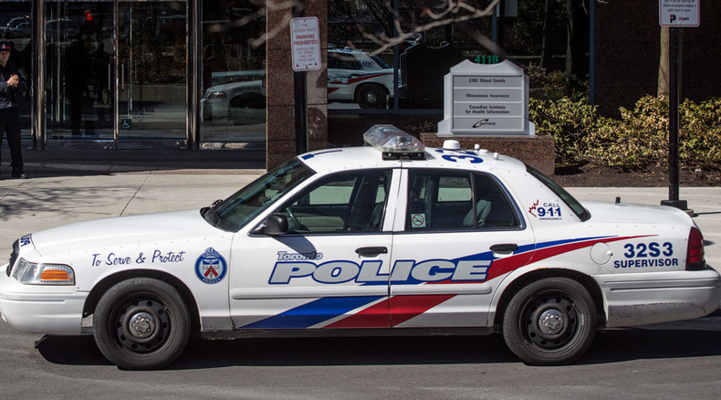 CBC building in Toronto evacuated after shell found in 'donated' box